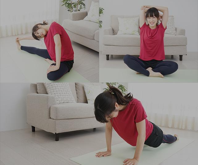3 Gerakan Olahraga Mudah Dalam Rumah