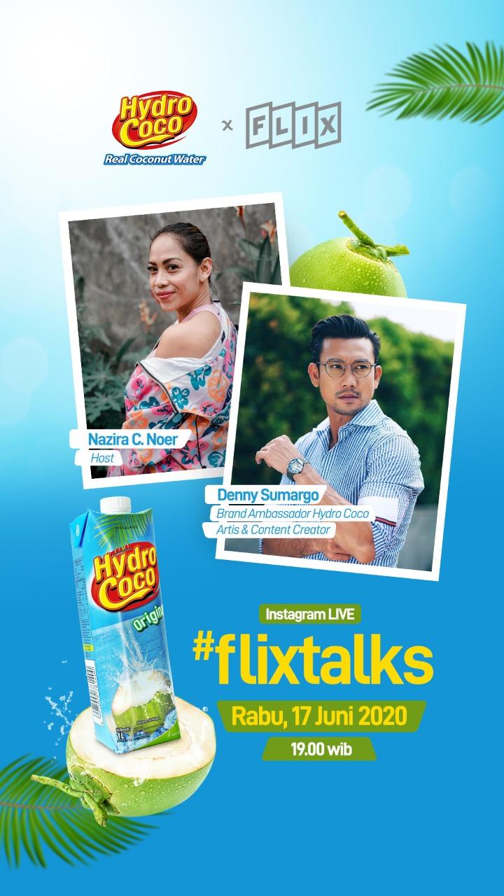 Instagram Live #flixtalks