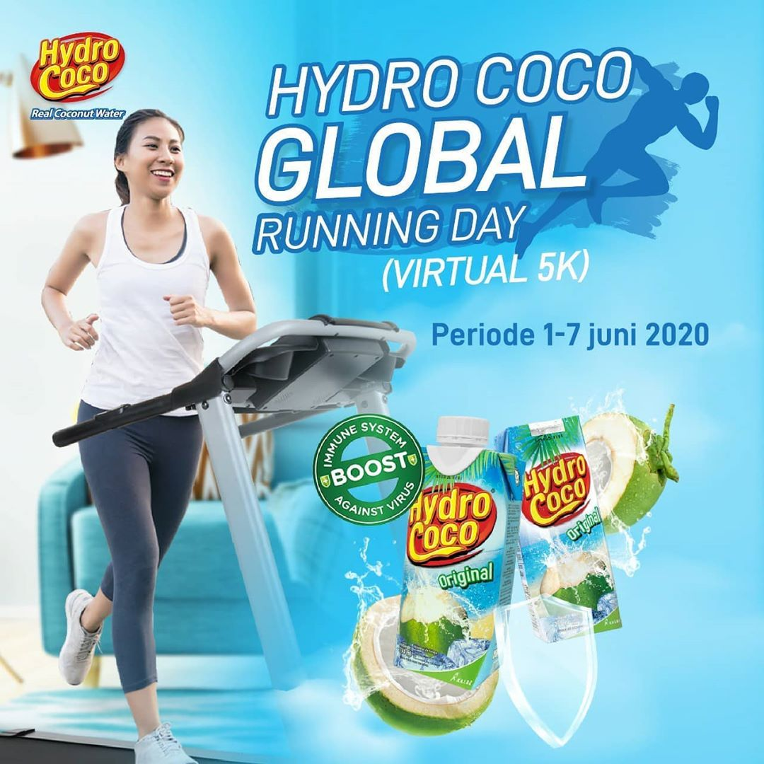 HYDRO COCO GLOBAL RUNNING DAY